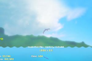 Dolphin Up Screenshot