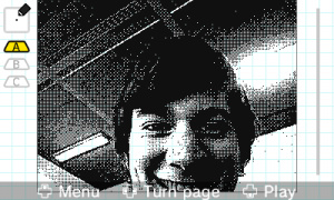 Flipnote Studio 3D Review - Screenshot 3 of 4