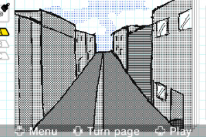 Flipnote Studio 3D Screenshot