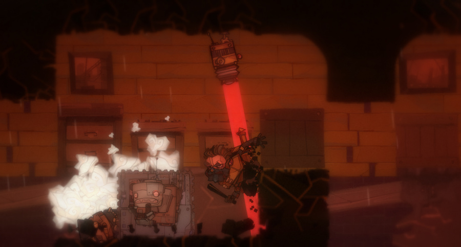 The Swindle Review - Screenshot 5 of 5