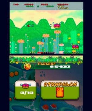 3D Fantasy Zone: Opa-Opa Bros. Review - Screenshot 2 of 4