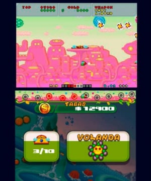 3D Fantasy Zone: Opa-Opa Bros. Review - Screenshot 2 of 4