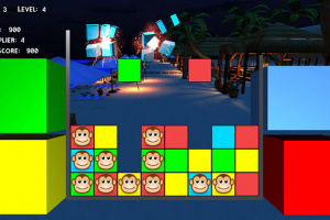 Puzzle Monkeys Screenshot