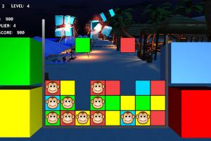 Puzzle Monkeys Screenshot