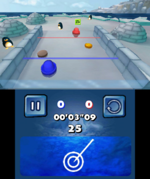 Best of Arcade Games - Air Hockey Review - Screenshot 2 of 3
