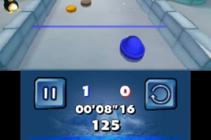 Best of Arcade Games - Air Hockey Screenshot