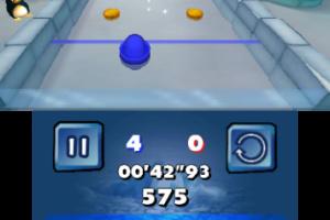 Best of Arcade Games - Air Hockey Screenshot