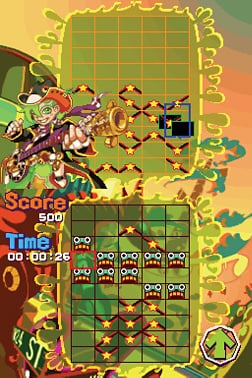 Gunpey DS Screenshot