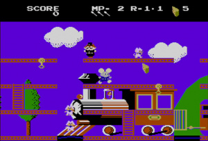 Mappy-Land Review - Screenshot 2 of 2