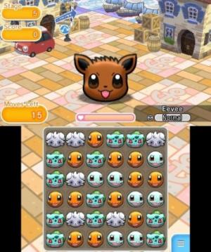 Pokémon Shuffle Review - Screenshot 2 of 8