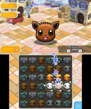 Pokémon Shuffle Review - Screenshot 3 of 8