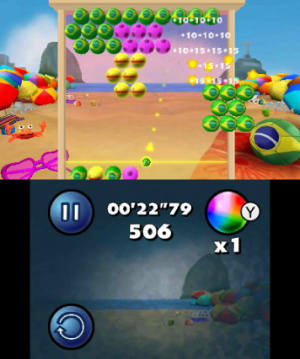 Best of Arcade Games - Bubble Buster Review - Screenshot 3 of 3