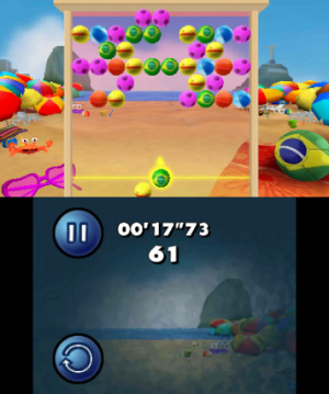 Best of Arcade Games - Bubble Buster Review - Screenshot 1 of 3