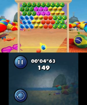 Best of Arcade Games - Bubble Buster Review - Screenshot 2 of 3