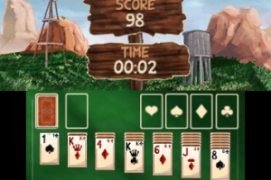 Best of Board Games - Solitaire Screenshot
