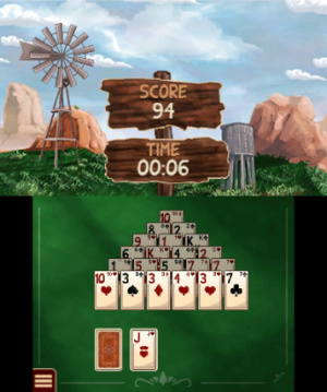 Best of Board Games - Solitaire Review - Screenshot 2 of 3