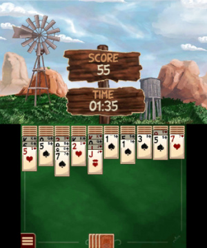 Best of Board Games - Solitaire Review - Screenshot 1 of 3