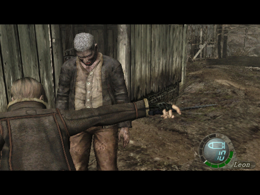 Resident Evil 4: Wii Edition Review - Screenshot 1 of 3
