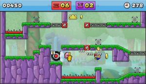 Mario vs. Donkey Kong: Tipping Stars Review - Screenshot 1 of 2
