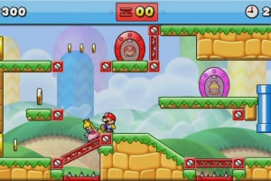 Mario vs. Donkey Kong: Tipping Stars Screenshot