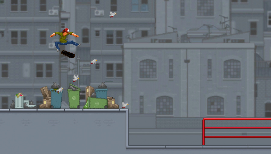 OlliOlli Review - Screenshot 1 of 4