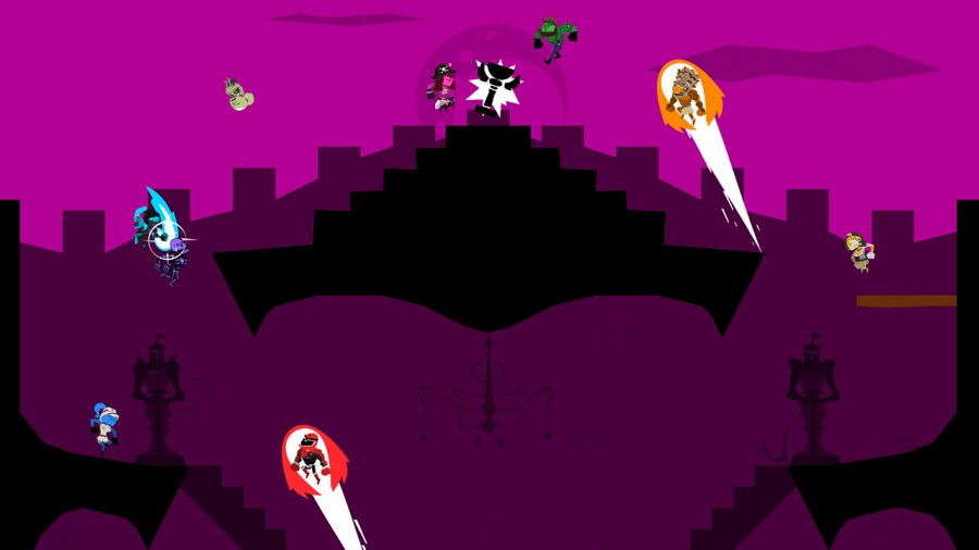 Runbow Review - Screenshot 5 of 5