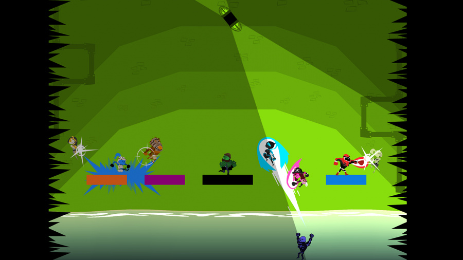 Runbow Review - Screenshot 2 of 5