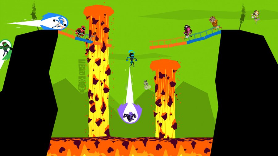 Runbow Review - Screenshot 3 of 5