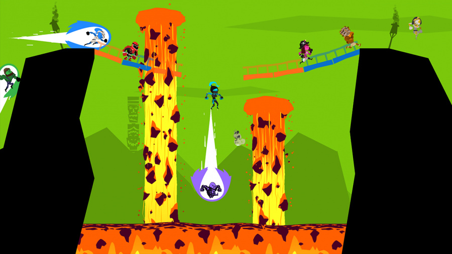 Runbow Review - Screenshot 4 of 5