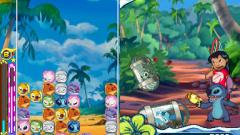Meteos: Disney Magic Screenshot
