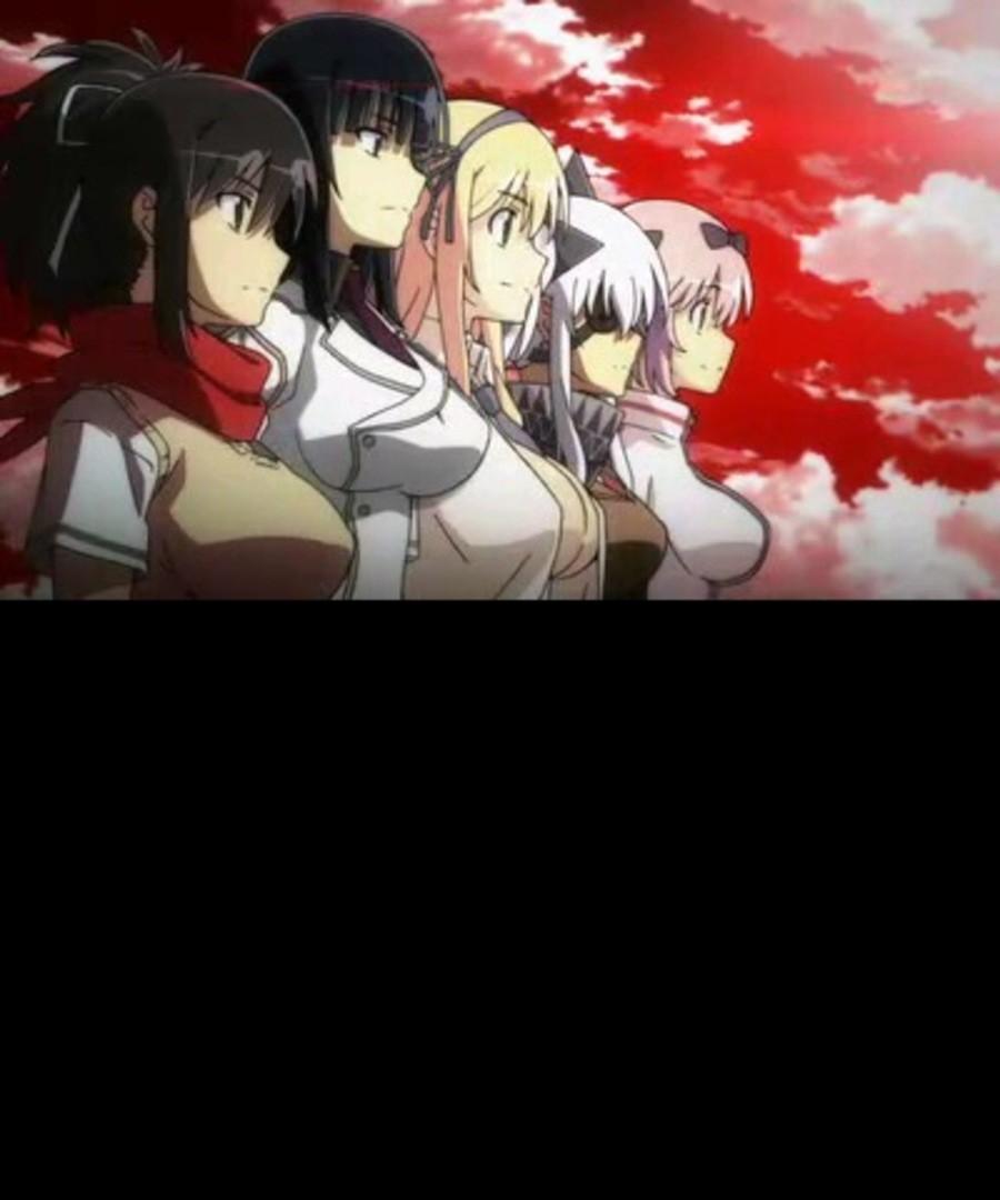 SENRAN KAGURA 2: Deep Crimson Screenshot
