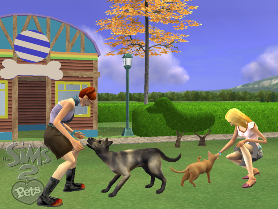 The Sims 2: Pets Review - Screenshot 1 of 5