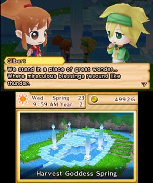 Harvest Moon: The Lost Valley Review - Screenshot 1 of 5