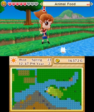 Harvest Moon: The Lost Valley Review - Screenshot 2 of 5