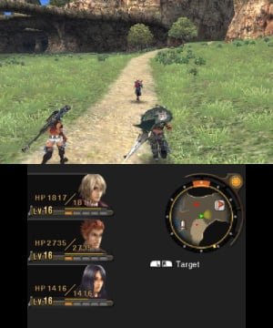 Xenoblade Chronicles 3D Review - Screenshot 5 of 8