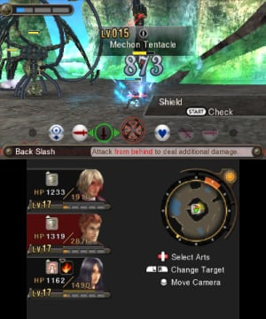 Xenoblade Chronicles 3D Review - Screenshot 4 of 8
