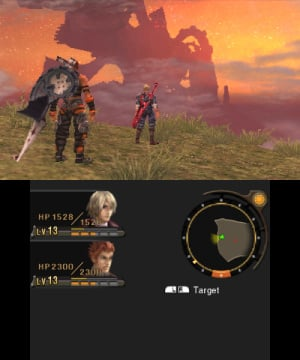Xenoblade Chronicles 3D Review - Screenshot 3 of 8