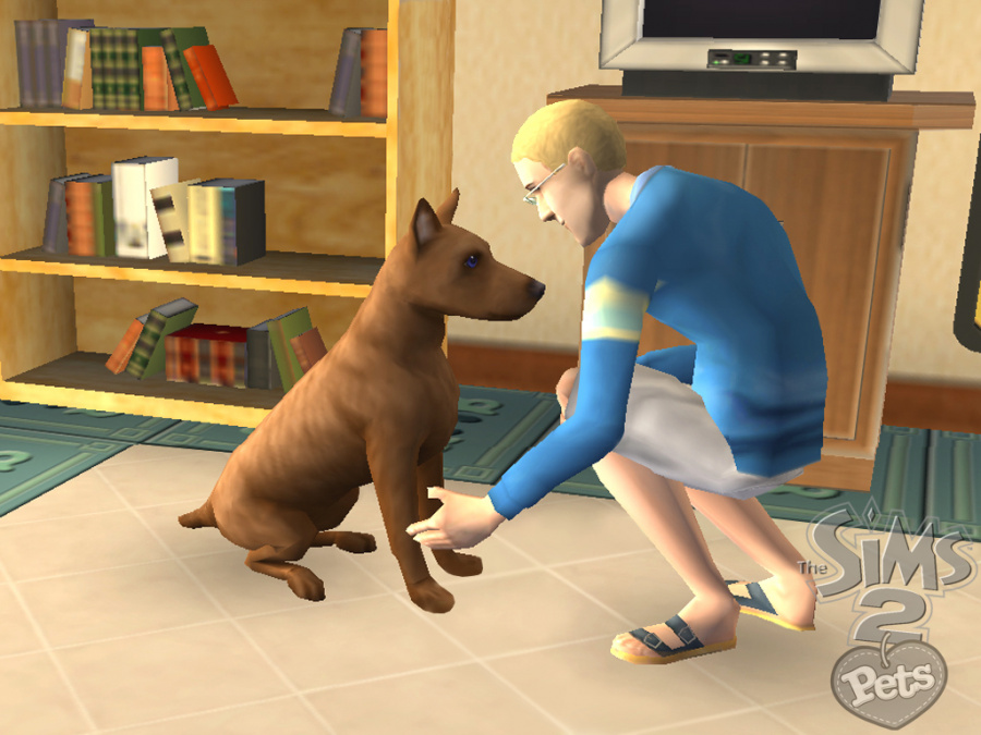 The Sims 2: Pets Review - Screenshot 3 of 5