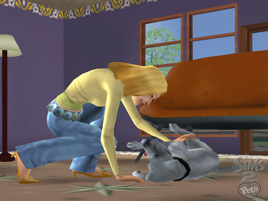The Sims 2: Pets Review - Screenshot 2 of 5