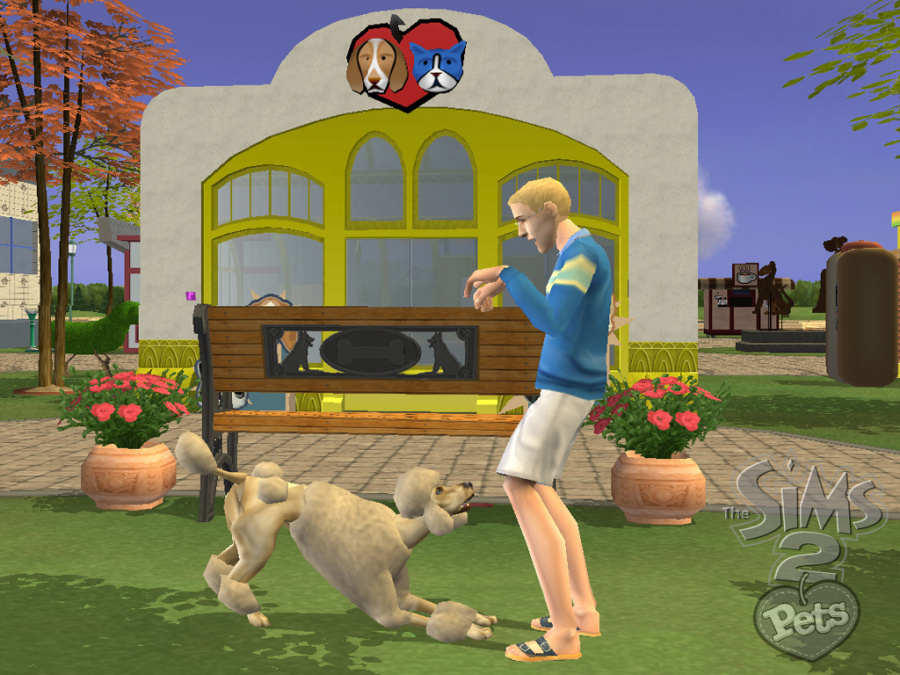 The Sims 2: Pets Review - Screenshot 5 of 5
