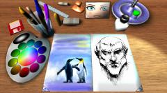 My Style Studio: Notebook Screenshot