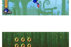 Sonic Rush Adventure Screenshot