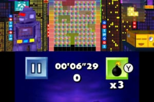 Best of Arcade Games - Tetraminos Screenshot