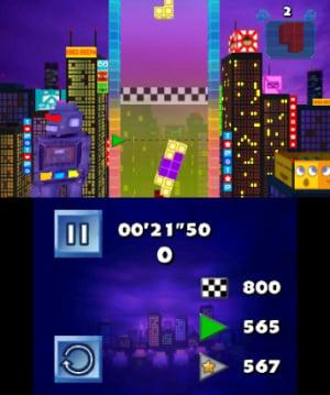 Best of Arcade Games - Tetraminos Review - Screenshot 2 of 3