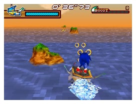 Sonic Rush Adventure Screenshot