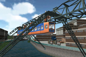 Suspension Railroad Simulator Screenshot