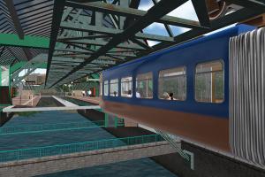 Suspension Railroad Simulator Screenshot