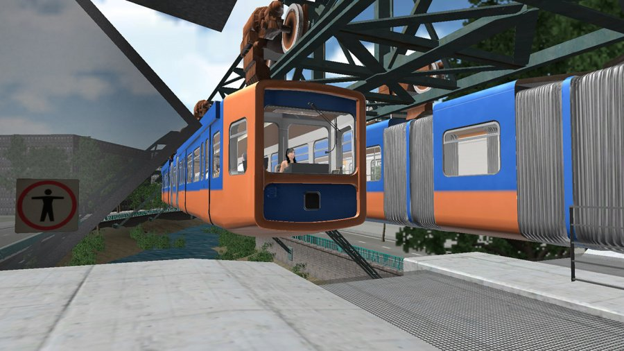 Suspension Railroad Simulator Review - Screenshot 1 of 3