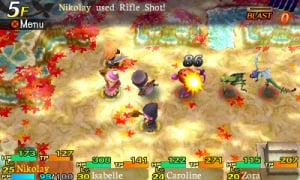 Etrian Mystery Dungeon Review - Screenshot 4 of 10