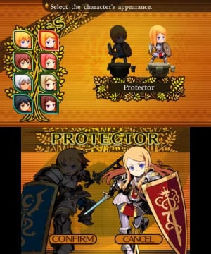 Etrian Mystery Dungeon Review - Screenshot 7 of 10